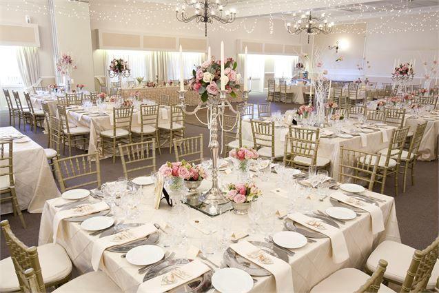 Hotel Reception Venue - photo by Dean Demos  - Lythwood Lodge