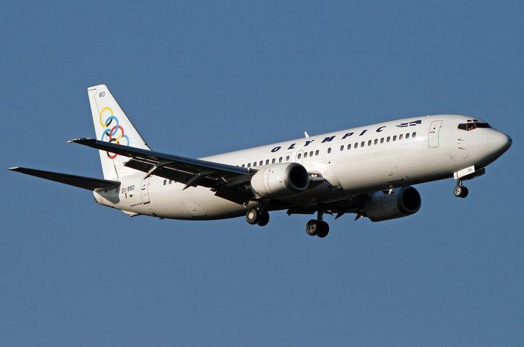 Olympic Airways B 737-48E [SX-BMD]