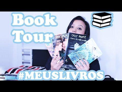 BookTour - Meus livros   Uma Menina Moderna