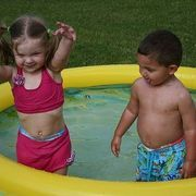 How to Keep a Blow Up Pool Clean | eHow