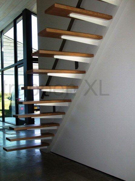 25 beste idee n over traptreden op pinterest trap opknappen trap makeover en trappen - Versier een trap ...