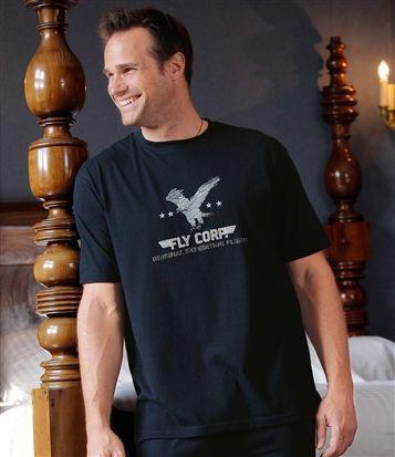 Pyjama Rider : http://www.atlasformen.fr/products/grandes-tailles/pyjama-rider/16947.aspx #atlasformen