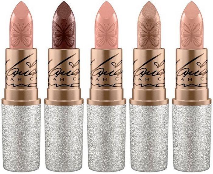 MAC Mariah Carey Lipstick Holiday 2016-2017