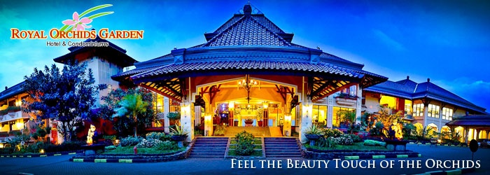 Your Best Affordable Luxury Hotel In Malang Royal Orchids Garden Is Perfect Romantic Getaway