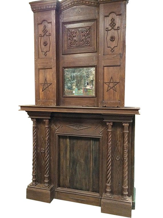 Antique fireplace mantel 2 pc teak wood british by MOGULGALLERY. Home Decor  FurnitureIndian ... - 28 Best Indian Mughol Furniture Images On Pinterest Antique