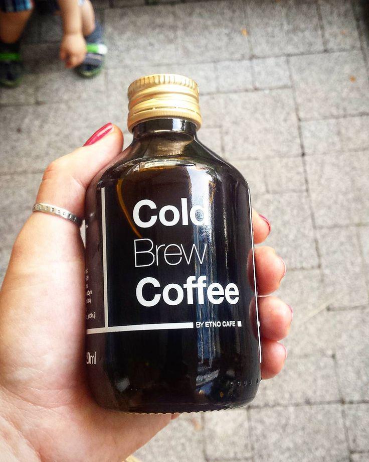 #coldbrew by @etno - my się zakochaliśmy! #haveabitein #haveqbiteinwroclaw #haveabiteinwrocław #haveabite #kawa #caffee #etnocafe #coffeetime #instacoffee #coldbrewcoffee #zimnakawa #kawaparzonanazimno