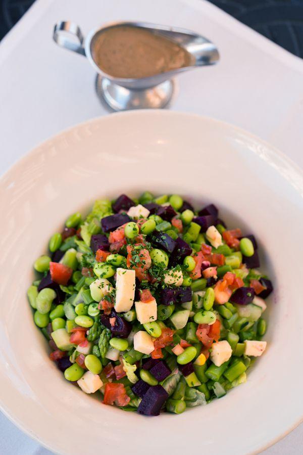 ® Fresh Vegetable Salad | Savory Goodness | Pinterest | Fresh ...