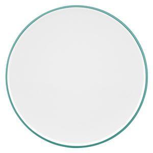 """Тарелка закусочная 23см """"Стиль Копенгагена"""" (бирюза) - Dansk - Правильные вещи для кухни"""