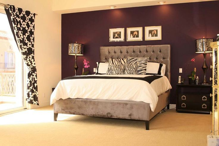 33 Best Accent Wall Bedroom Images On Pinterest Bedrooms Bedroom Ideas And Bedroom Decor