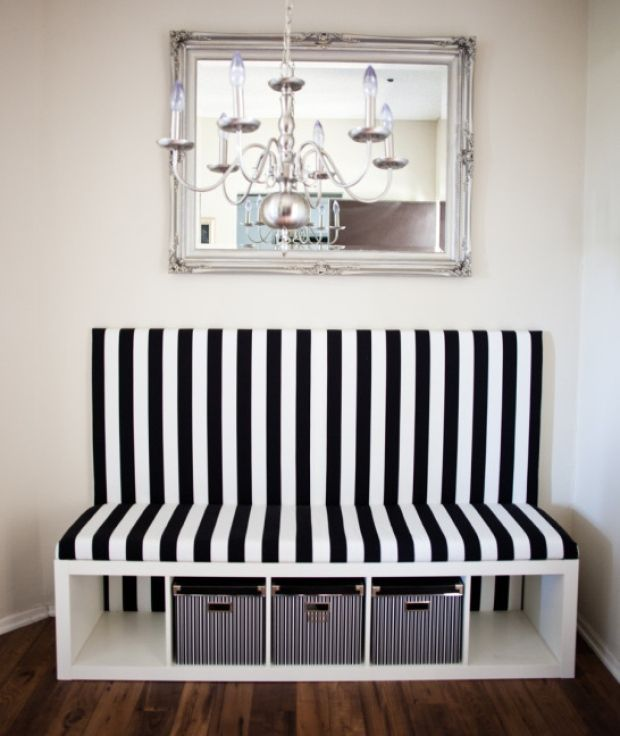 17 Best Ideas About Ikea Hack Bench On Pinterest