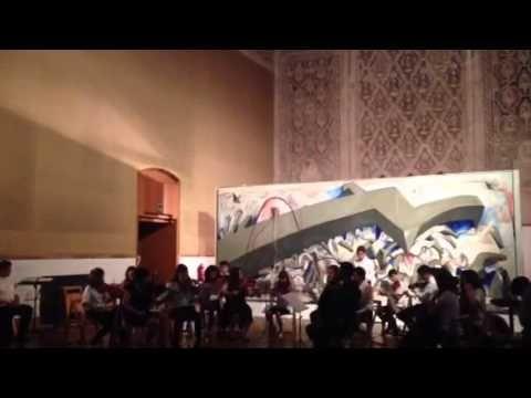 Concierto de la Youth Orchestra Toledo Ohio