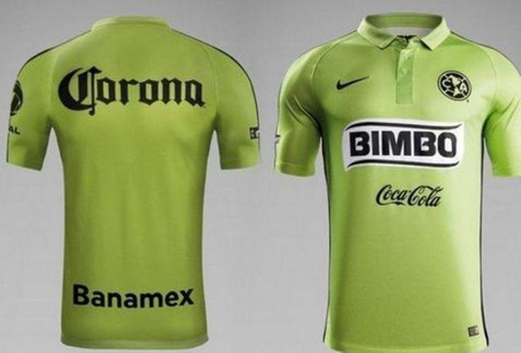 Presenta nuevo uniforme el América  - http://notimundo.com.mx/deportes/presenta-nuevo-uniforme-el-america/23963