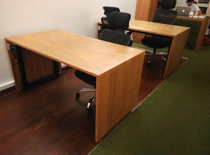 Zilingo office - custom tables