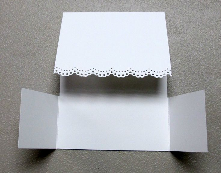 dutch fold card | ... folded piece of cardstock to the lower BACK of your base card panel