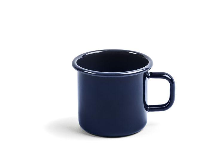 Scout Blue Enamel Mug