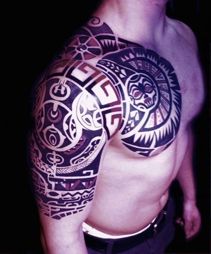 dwayne johnson tattoos meaning