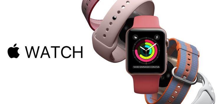 Apple lanza nuevas correas para Apple Watch - http://www.actualidadiphone.com/apple-lanza-nuevas-correas-apple-watch/