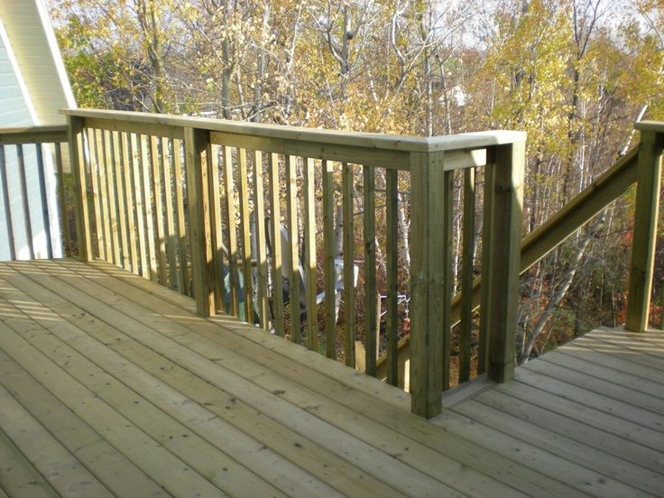 17 best images about for al on pinterest outdoor storage for Garden decking banister