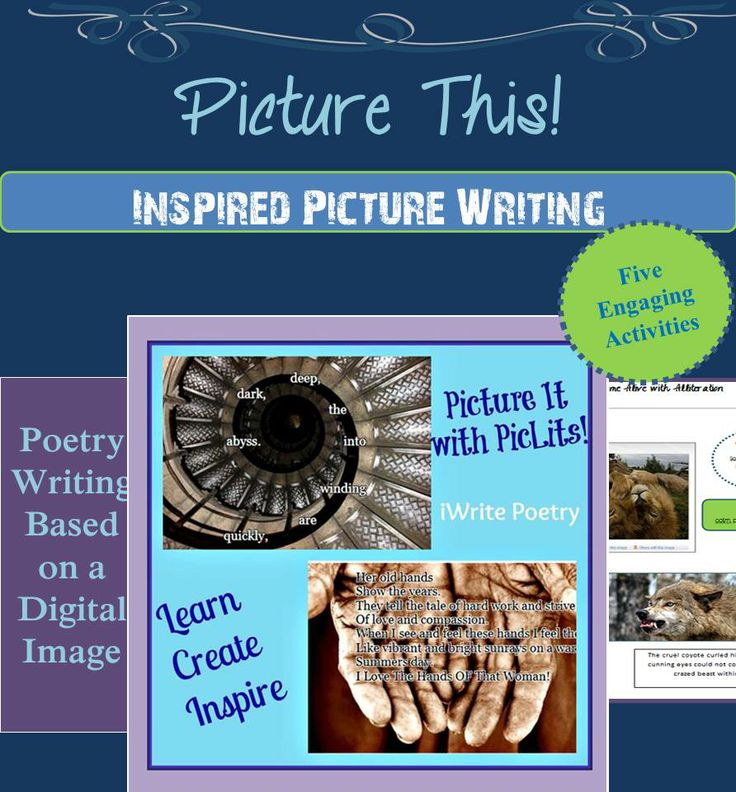 poems to inspire creative writing Try creative writing prompts we have many unique writing prompts on our website – and yes, an entire post dedicated to poetry with 101 ideas for writing poems  you are sure to find many resources for writing here on our website thinkwritten.