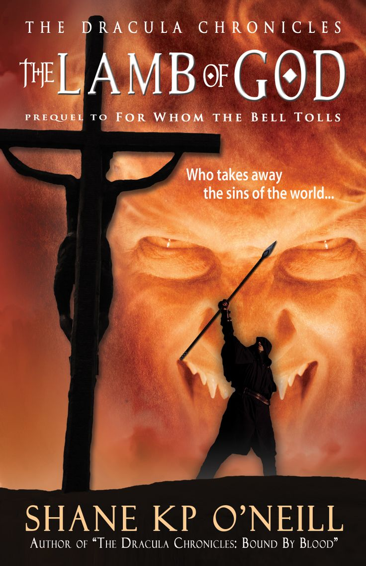 Cover For The Lamb Of God, Prequel To For Whom The Bell Tolls And The