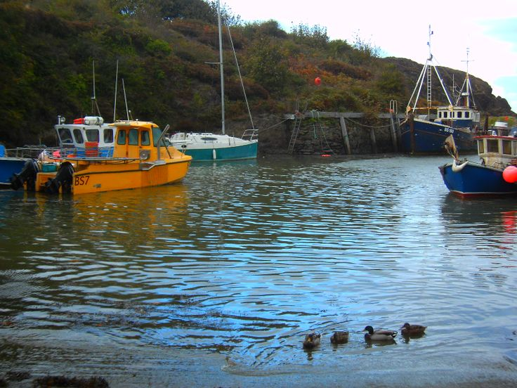 This photograph was taken at Amlwch Port.