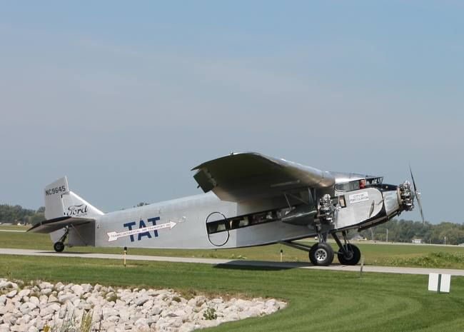 431 best images about ford trimotor airplane on pinterest