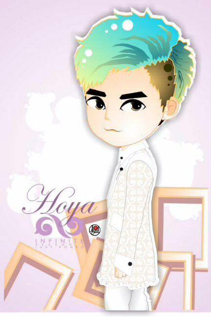 Hoya white #LastRomeo