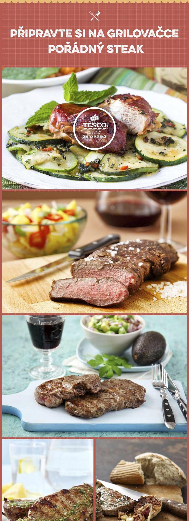 Co takhle pořádný steak?