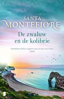 (B)(2012) De zwaluw en de kolibrie - Santa Montefiore - Wanneer haar verloofde vlak na de Tweede Wereldoorlog hun relatie verbreekt, lukt het een vrouw niet hem te vergeten.