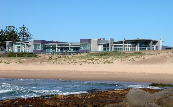 City Beach Function Centre Wollongong