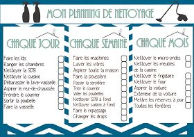 This week, we organize our house cleaning.   Cette semaine dans GO, on organise le nettoyage de la maison.        So you are wondering,...