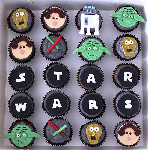 Star Wars Cupcake Collection