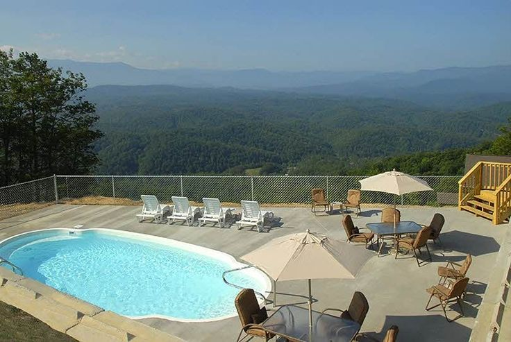 Cabin vacation rental in pigeon forge from for Private secluded cabins in pigeon forge