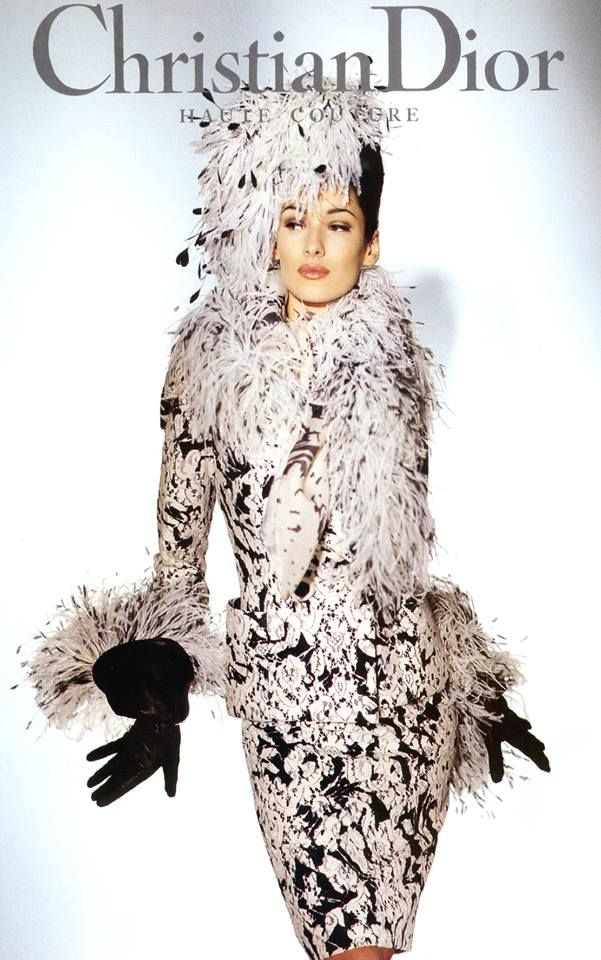Ferre for Dior 1992