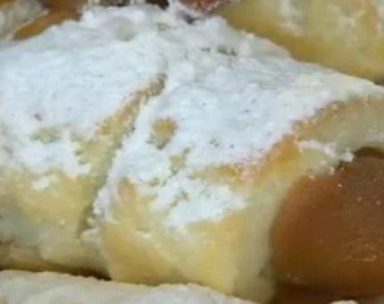 Clásicos cañoncitos de dulce de leche en 5 pasos
