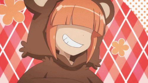 Our pedobear has transformation! Coooooool (ノ_ _)ノ