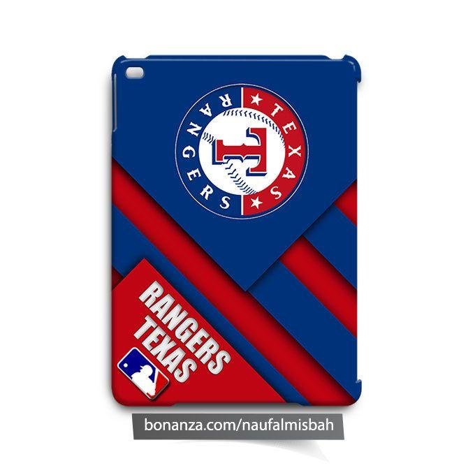 Texas Rangers Cool iPad Air Mini 2 3 4 Case Cover