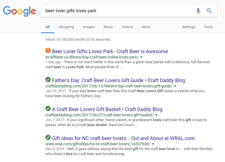 Ranked #1 on Google on Page 1 in 1 day without any backlinking. http://ecraftbeer.us/illinois/buy-craft-beer-online-loves-park/  Hire us to rank you locally. http://SEOVideoSniper.com
