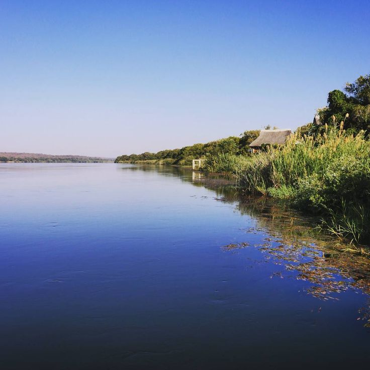 We are so grateful for these beautiful Zambezi days... And the stillness of the river that we can always rely on. #theroyalchunduexperience
