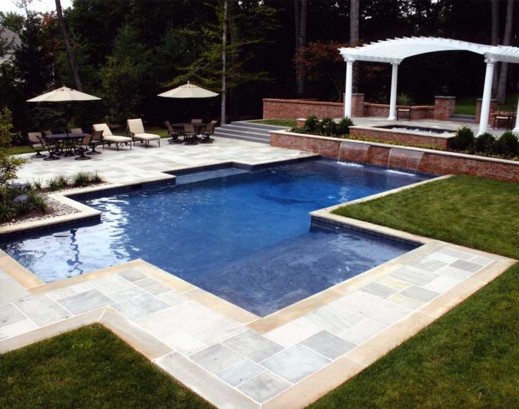 93 best pool images on pinterest | terraces, pool ideas and ... - Pool Patio Design