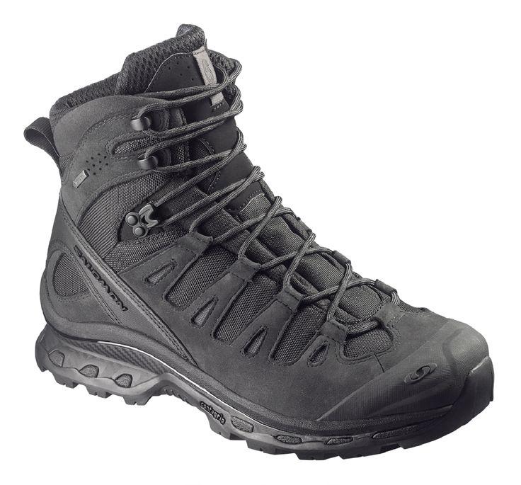 Salomon Quest 4D GTX Hiking Boots (black)