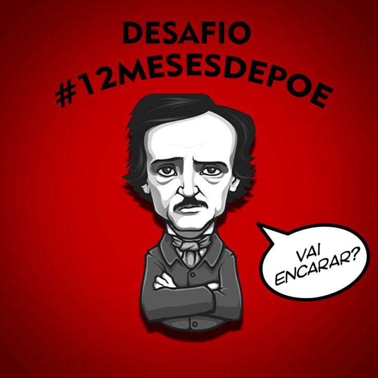 Desafio 12 Meses de Poe