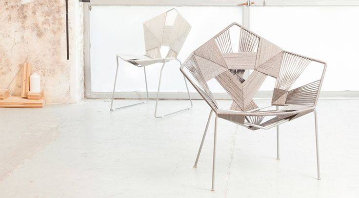 COD furniture collection, by Rami Tareef