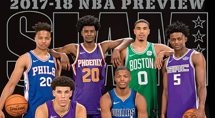 Cual de estos 'Rookies' te gusta más? Yo estoy entre Tatum Fox o Dennis Smith Jr. Estoy muy indeciso. VOTA EN LOS COMENTARIOS! Más fotos e información en @janhqm #NBA #Basketball #BBalonceso #Rookie #ROY #Celtics #Sixers #Kings #MVP #AllStar #f4f #follow4followback #followforfollowback