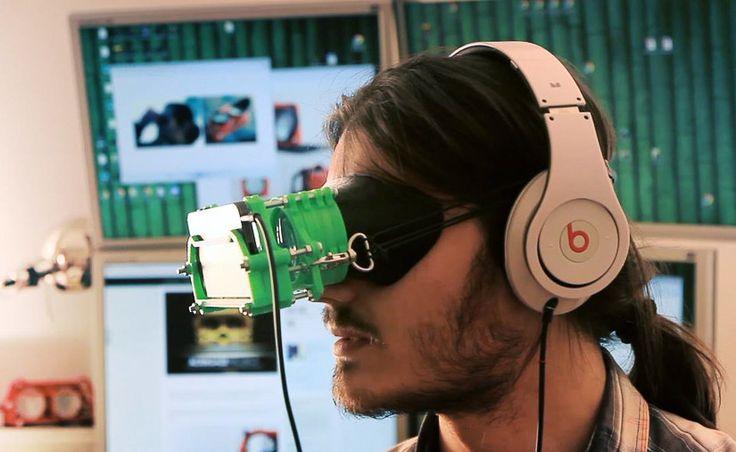 Altergaze. O inovație românească transformă smartphone-ul în mașina viselor.