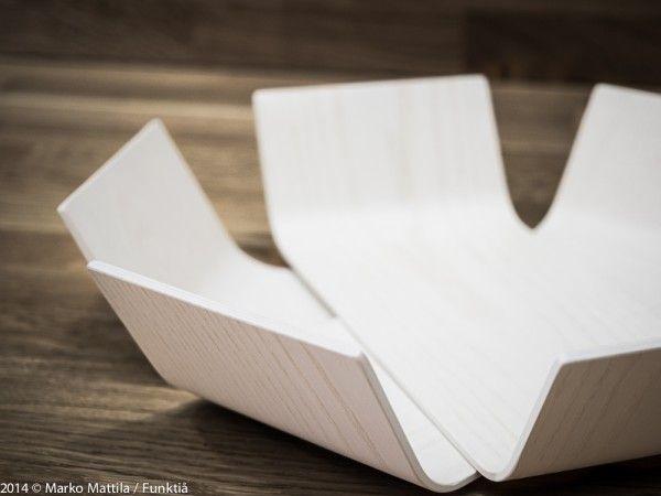 Lily bowl by BEdesign – sisustuksen suunnannäyttäjä Turusta | Funktiå - http://funktiå.com/design/bedesign-sisustuksen-suunnannayttaja-turusta/