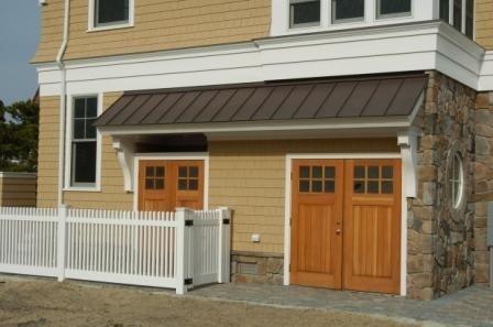 Overhang Roofing Roofing In 2019 Garage Doors Door