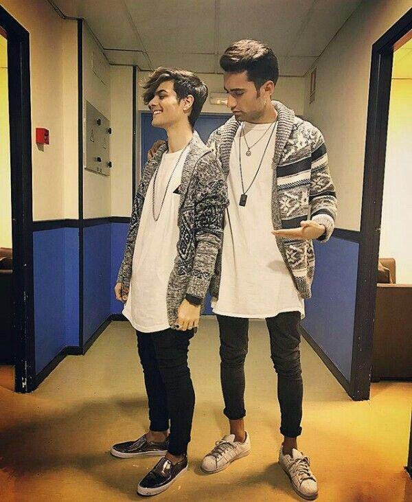 cuando sin querer nos vestimos iguales brou gemelos por hoy