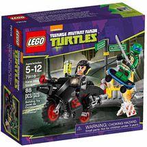 Walmart: LEGO Ninja Turtles Karai Bike Escape Play Set