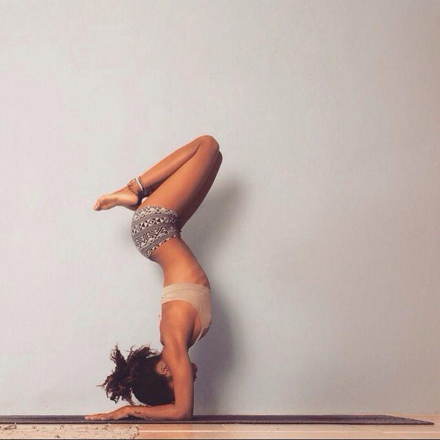 Yoga - Good for the body - Good for the soul [ SkinnyFoxDetox.com ]